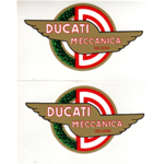 DECALCOMANIA DUCATI  2 PZ